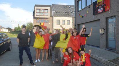 Duivelsgekte barst nu al los in Papestraat