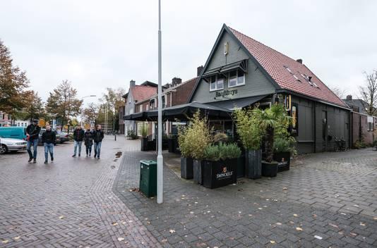 Eterij & Tapperij 't Raedthuys in Doetinchem.