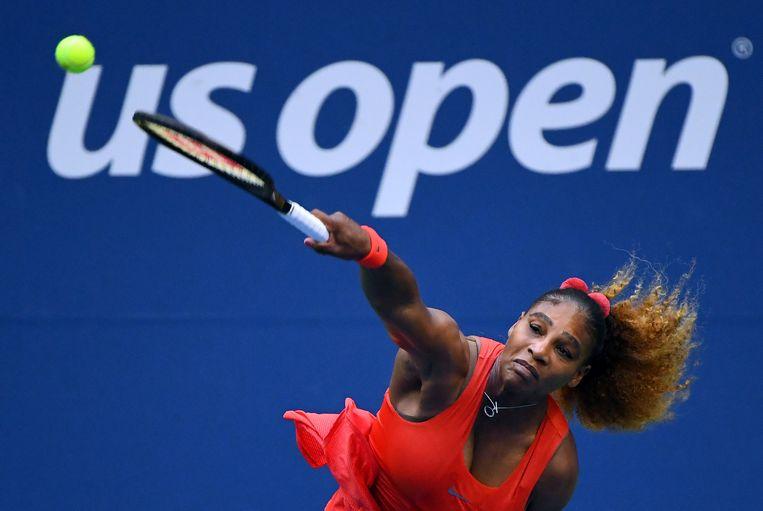 Serena Williams. Beeld USA TODAY Sports
