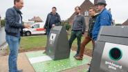 Gemeente Brakel stopt alle glascontainers onder de grond: proper en stiller