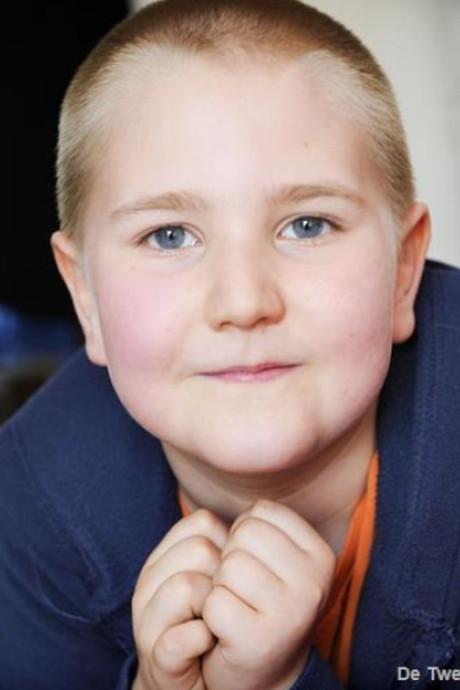 Jan de Hoop wint 16.000 euro voor zieke Rico-Jay (8)