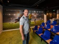 Jan Gaasbeek jaar langer trainer bij VRC