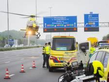 Omgekomen motorrijder 39-jarige man uit IJsselstein