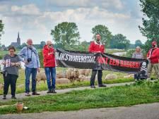 Granuliet en bagger komt in de toekomst Gelderland niet meer in