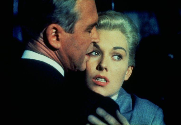 Vertigo, Alfred Hitchcock (1958). Beeld