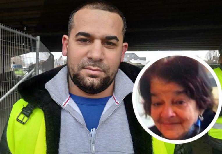 Koloman Duna (34) is al bijna drie weken op zoek naar zijn verdwenen moeder.