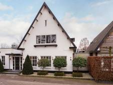 Voor 875.000 euro woon je in dit voormalige sterrenrestaurant op de Veluwe