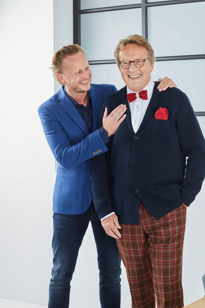 Vader en zoon Hensen:,,Echte aandacht houdt een klant vast.''