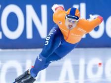Hoofdrol Japanners op 500 meter, bijrol voor Nederlandse schaatsers