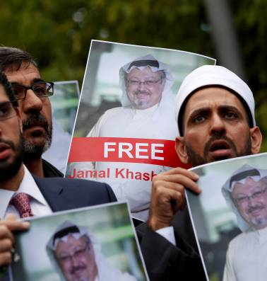 Saudi-Arabië dreigt met oliewapen in de zaak-Khashoggi