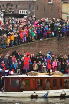 Aankomst Sinterklaas in vesting Heusden of niet, na foutparkeren met boete naar huis