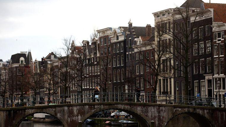 'Met zulke gastvrije hotels gaan de hotelgasten last krijgen van Amsterdammers!' Beeld ANP