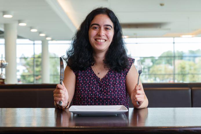 Portret Majda Ouhajji