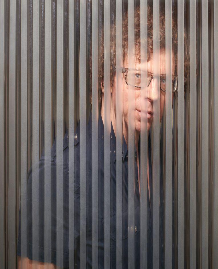 Arnon Grunberg: 'Steeds vaker denk ik dat schuld niet altijd een goede raadgever is.' Beeld Daniel Cohen