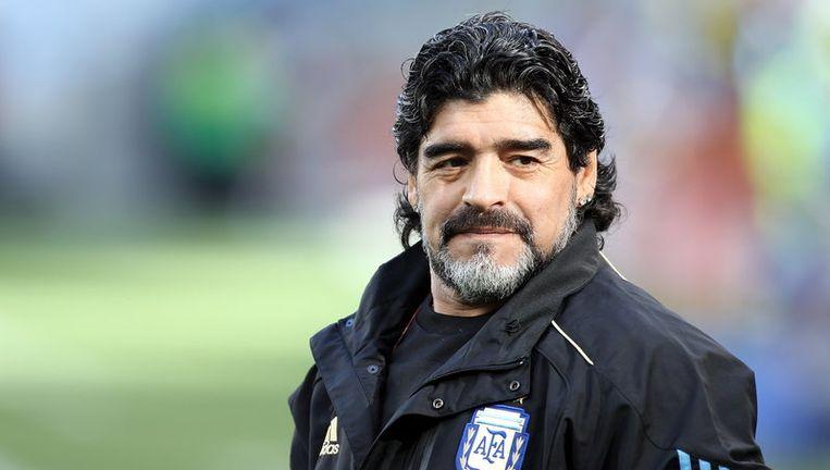 Diego Maradona. Foto EPA Beeld