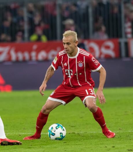 Rafinha wil duidelijkheid van Bayern