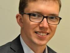 Jonge kapelaan (27) versterkt parochie in Doetinchem