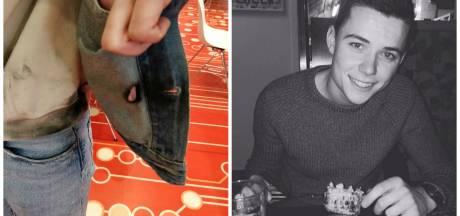 Splinternieuwe iPhone X ontploft in jaszak: 'Er kwam allemaal rook onder de tafel vandaan'