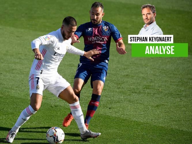"""Onze chef voetbal zag zonnekind Hazard een Galáctico-doelpunt maken: """"Hij deed de monden openvallen"""""""