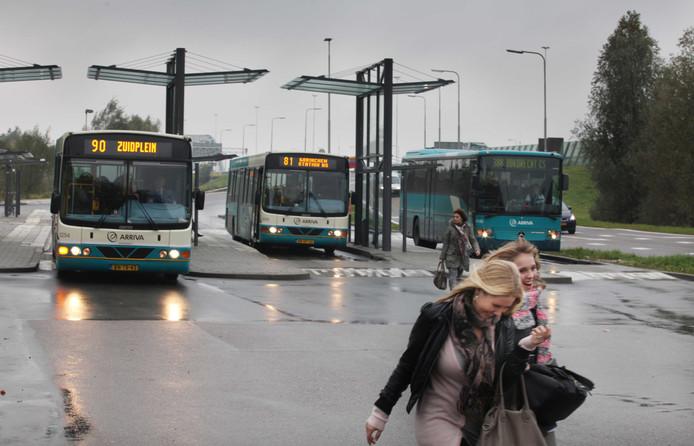 Busstation Vianen