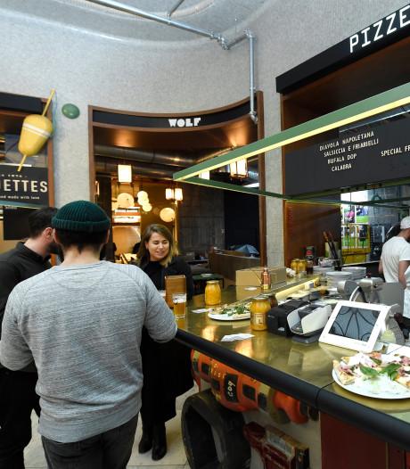 """""""Wolf"""", le premier food market de Bruxelles, ouvre ses portes"""