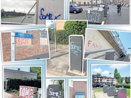Utrechtse graffiti-spuiter Fame eist schadevergoeding na twee nachten onterechte cel