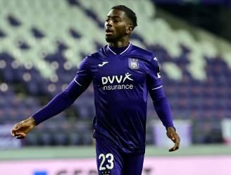 Geen Diaby bij Anderlecht tegen Moeskroen: spits sukkelt met de rug