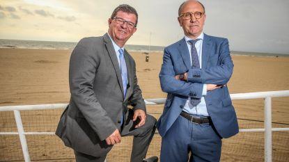 """Tommelein vs. Vande Lanotte: wie verovert de stad aan zee? """"Sp.a heeft de miserie aangetrokken, Johan"""" """"Bespaar me uw karikaturen, Bart"""""""
