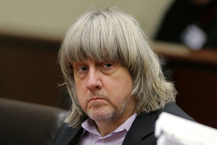 David Turpin in de rechtbank.