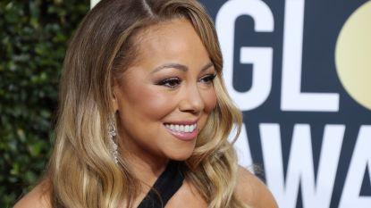 Terug in de studio: Mariah Carey werkt aan nieuwe muziek