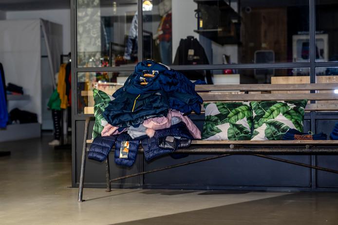 Ramkraak op kledingwinkel Ko en Flo Leijsenhoek Oosterhout