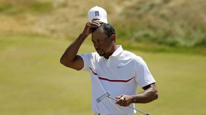 Spieth en Reed leiden na tweede ronde, Woods uitgeschakeld