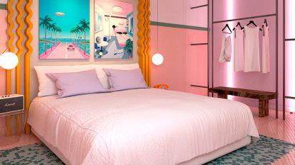 Eén tip voor een citytrip: wees een Barbie in dit roze hotel op Ibiza