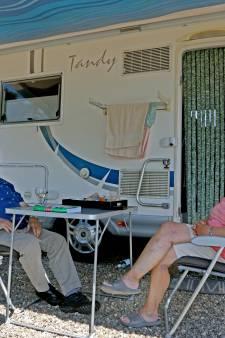 In Flieren kampeert men in alle rust: 'Dan ontdek je eigenlijk pas hoe mooi je eigen landje is'