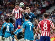 De Ligt kan spectaculaire comeback Atlético niet voorkomen