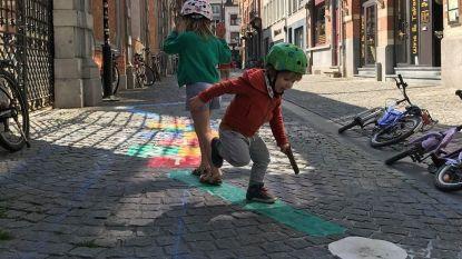 Huis van het kind organiseert 'Speelplek op wandel'
