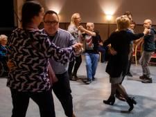 Zwaaien en zwieren bij De Kets, een andere dansschool