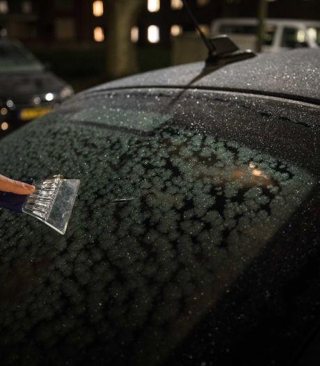 Ruiten onvoldoende ijsvrij: 'Zes maanden rijontzegging'