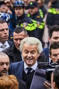 Nog twee leden beveiligingsteam Wilders geschorst