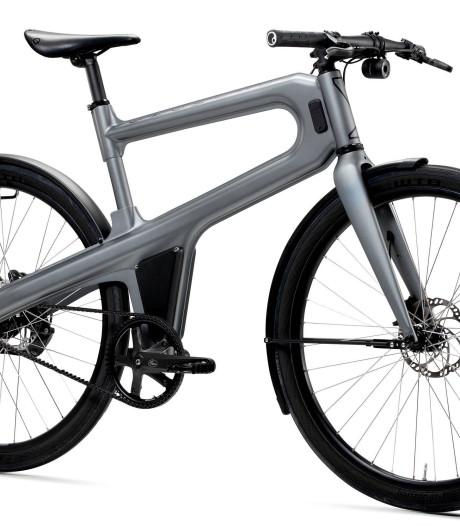 Nederlandse start-up introduceert e-bike met gps-tracker en bewegingsalarm