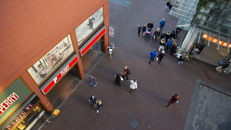 0acd779f3acd94 Een filiaal van Perry Sport in het centrum van Dordrecht. Beeld anp