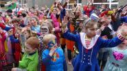 Carnavalsgekte barst ook in VBS Ruien los