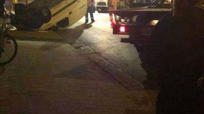 """Auto crasht in Eeklo: """"Het kon veel erger zijn"""""""