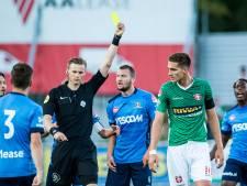 Pover Helmond Sport houdt stand tegen FC Dordrecht