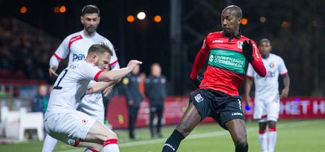 Steeven Langil ontbreekt bij NEC voor duel tegen Almere City