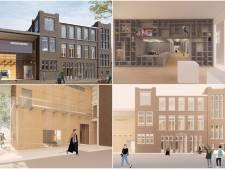 Zo ziet het nieuwe Universiteitsmuseum in Utrecht eruit