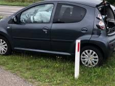 Gewonde bij ongeval op de Hessenweg in Oudleusen