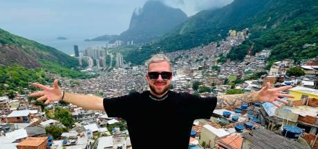 Ermelose DJ Jorda als eerste Nederlander ooit te zien op grootste YouTube-kanaal van Brazilië: 'Deze muziek hoor je overal'