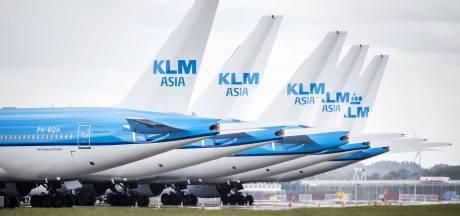 Brussel geeft Nederlandse staatssteun aan KLM groene licht