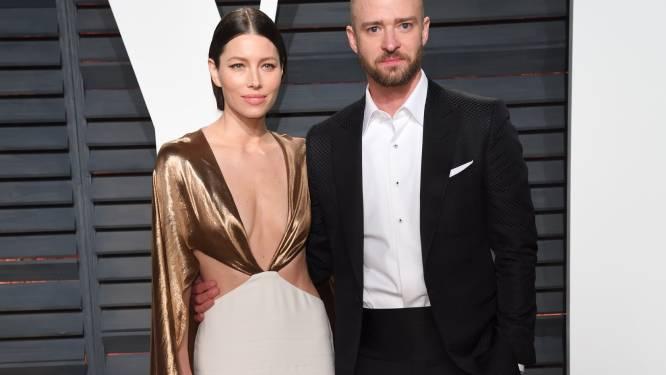 Justin Timberlake verklapt na 4 maanden eindelijk naam van zoontje
